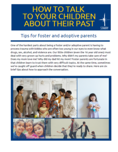 How to Talk to Your Children About Their Past